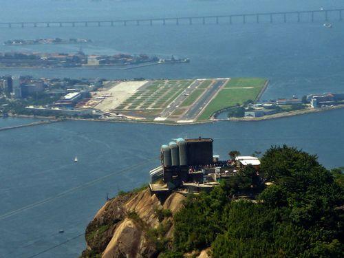 Santos Dumont Airport, from Wikipedia. http://en.wikipedia.org/wiki/File:Rio_de_Janeiro_73_Feb_2006_Santos_Dumont.jpg